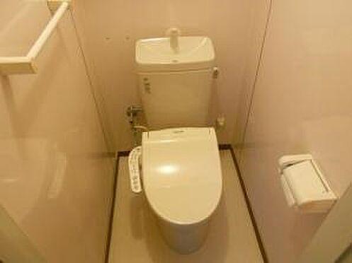 マンション(建物一部)-神戸市須磨区友が丘9丁目 トイレ