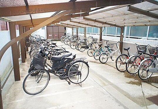 マンション(建物一部)-大阪市都島区都島北通2丁目 屋根付きの駐輪場