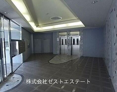 マンション(建物一部)-神戸市北区唐櫃台2丁目 スタイリッシュな共用部