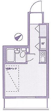 マンション(建物一部)-横浜市港北区錦が丘 間取り