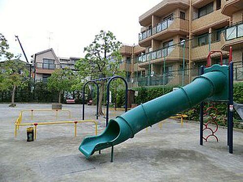 マンション(建物全部)-大田区北嶺町 周辺環境:西の橋児童公園