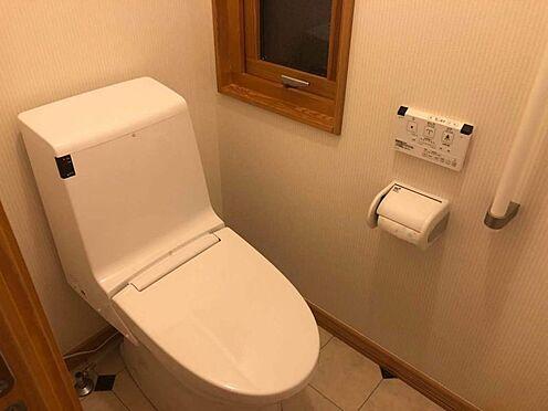 中古一戸建て-名古屋市瑞穂区仁所町1丁目 2階トイレ 洗浄便座付きで快適