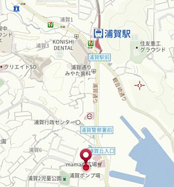 マンション(建物一部)-横須賀市浦賀6丁目 その他