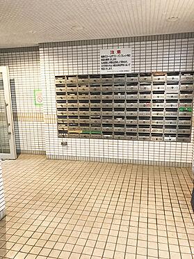 中古マンション-大阪市生野区新今里3丁目 エントランス