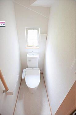 戸建賃貸-仙台市若林区文化町 トイレ