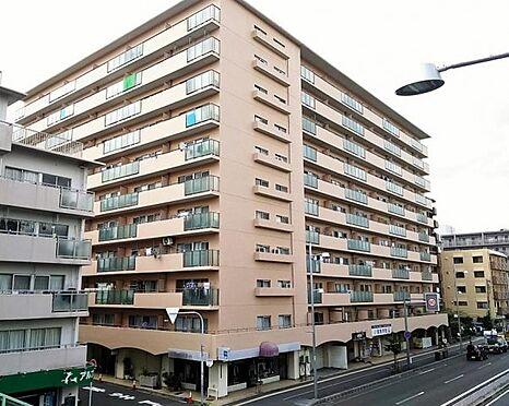 中古マンション-大阪市城東区中央3丁目 京阪本線 野江駅まで徒歩5分の好立地で、国道1号線に面するマンションです