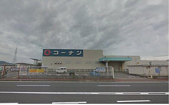 アパート-和歌山市紀三井寺 ホームセンターホームセンターコーナン 海南店まで3282m