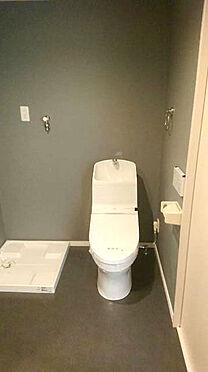 アパート-鎌ケ谷市鎌ケ谷1丁目 トイレ
