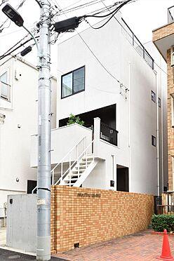 店舗付住宅(建物全部)-港区南青山4丁目 株式会社東京組施工の注文住宅です