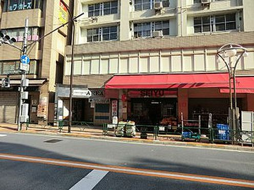 アパート-新宿区高田馬場3丁目 西友高田馬場店