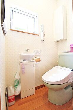 中古一戸建て-杉並区上井草3丁目 トイレ