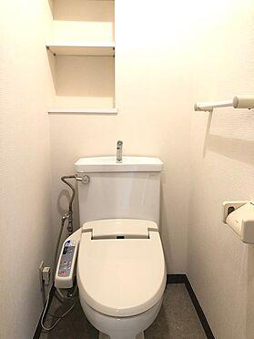 中古マンション-入間市高倉5丁目 トイレ