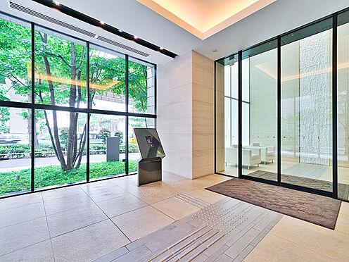 中古マンション-品川区西五反田3丁目 高級感のあるエントランスホール