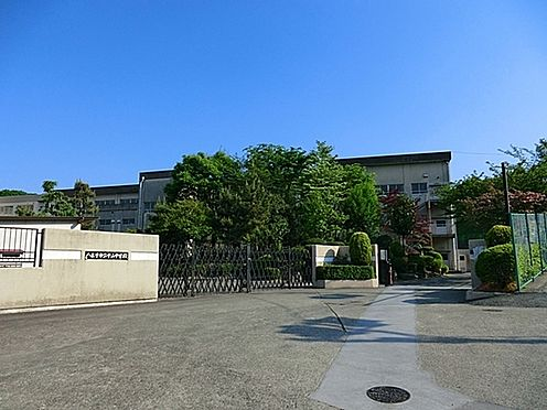 建物全部その他-八王子市絹ケ丘3丁目 八王子市立中山中学校まで1566m