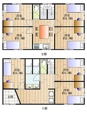 アパート-豊島区高松2丁目 間取り