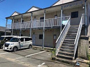 アパート-鹿児島市石谷町 きれいな外観です
