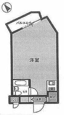 マンション(建物一部)-横浜市中区若葉町3丁目 間取り