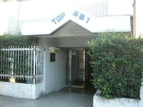 マンション(建物一部)-豊島区巣鴨5丁目 入り口付近も綺麗にされております。
