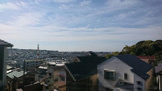 中古一戸建て-神戸市垂水区千鳥が丘2丁目 バルコニー