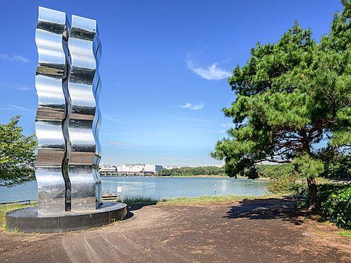 中古マンション-品川区勝島1丁目 大井ふ頭中央海浜公園 夏は水辺でバーベキューをするファミリーが多いです。