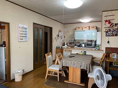 中古一戸建て-名古屋市西区南川町 対面キッチンで会話が弾みます