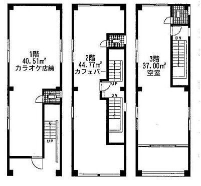 ビル(建物全部)-さいたま市南区南浦和2丁目 間取り図