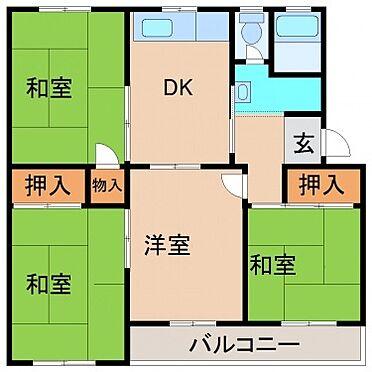 マンション(建物一部)-神戸市須磨区高倉台6丁目 ファミリーにおすすめの4DK