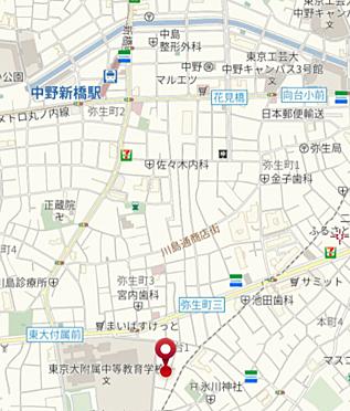 区分マンション-中野区南台1丁目 その他