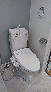 アパート-横浜市南区大岡1丁目 トイレ