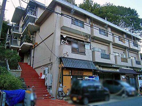 中古マンション-京都市山科区日ノ岡坂脇町 外観
