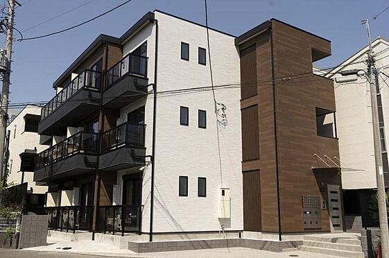 マンション(建物全部)-川崎市麻生区上麻生6丁目 外観