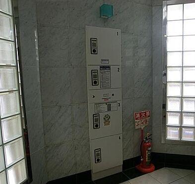 マンション(建物一部)-神戸市中央区熊内町7丁目 便利な宅配BOX付き