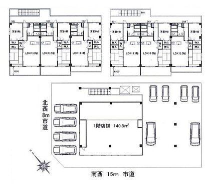 店舗付住宅(建物全部)-川口市朝日5丁目 その他