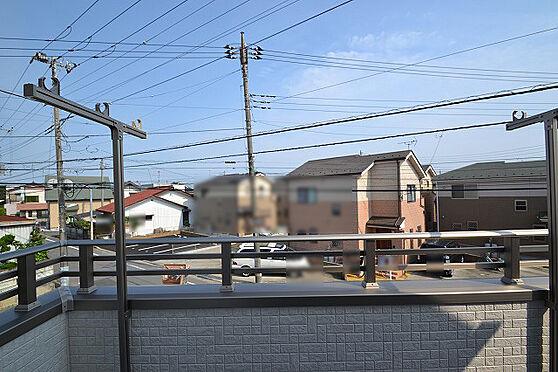 新築一戸建て-昭島市緑町1丁目 バルコニー