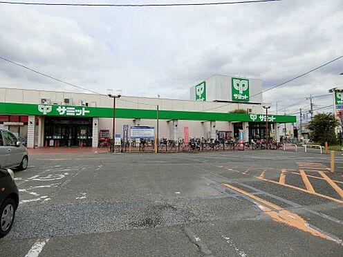 アパート-川越市大字小堤 【スーパー】サミット霞ヶ関店まで1562m