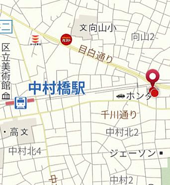 マンション(建物一部)-練馬区中村北2丁目 その他
