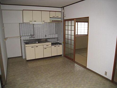 マンション(建物一部)-北九州市八幡西区岸の浦2丁目 賃貸人が入居前の写真です。2009年8月から賃貸中です。