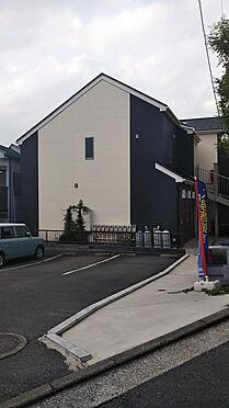 アパート-横浜市保土ケ谷区岡沢町 外観