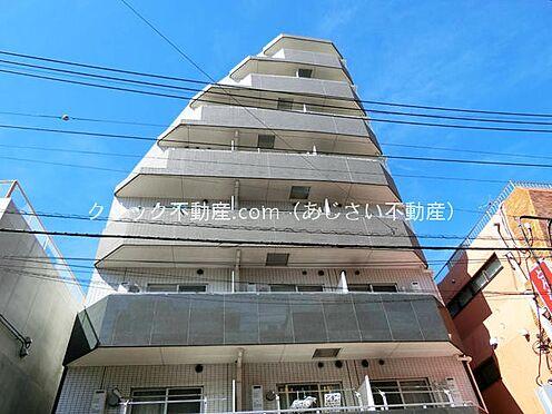 マンション(建物一部)-練馬区富士見台2丁目 外観