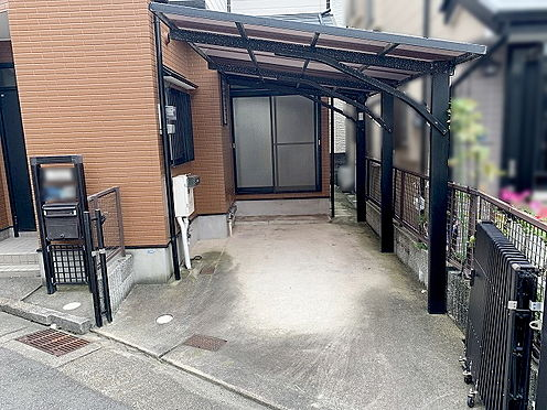 中古一戸建て-神戸市垂水区西舞子7丁目 駐車場