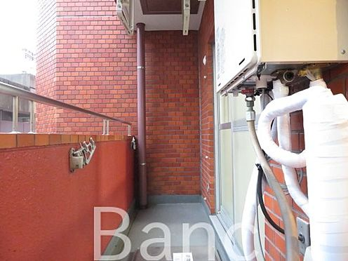 中古マンション-渋谷区恵比寿3丁目 バルコニーです