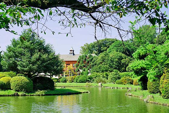 区分マンション-文京区白山2丁目 四季折々の色彩豊かな小石川植物園まで徒歩14分(約1100メートル)