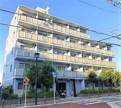 区分マンション-大阪市平野区長吉出戸8丁目 外観
