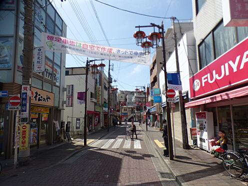 マンション(建物全部)-大田区矢口1丁目 商店街