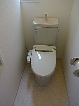 中古一戸建て-足立区東六月町 トイレ