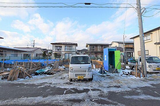 新築一戸建て-多賀城市浮島2丁目 工法・基礎構造