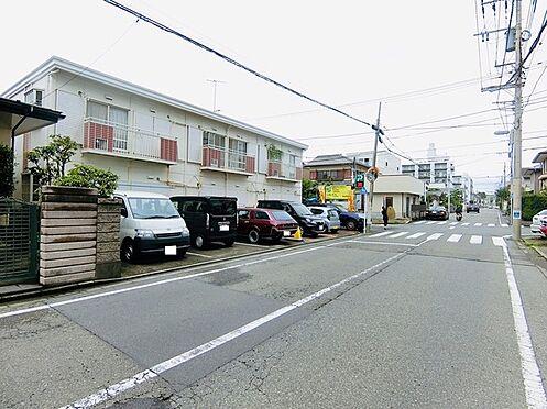 アパート-茅ヶ崎市浜須賀 海まで一直線歩いて行けます。