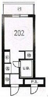 マンション(建物一部)-横浜市神奈川区片倉4丁目 間取り