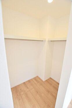新築一戸建て-仙台市青葉区東勝山2丁目 収納