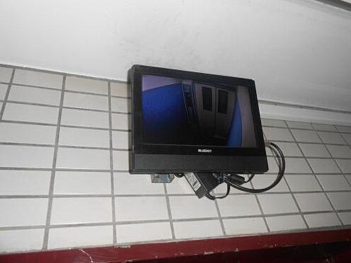 マンション(建物一部)-大阪市北区西天満3丁目 防犯カメラつきのエレベーター
